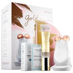 NuFACE Gold Mini Express Skin Toning Collection ($283 value)