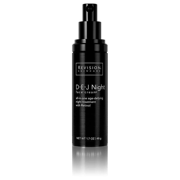 D·E·J Night face cream