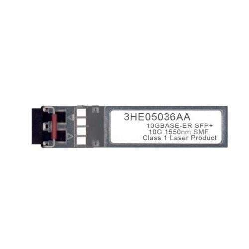 3HE05036AA-PIV: 10GBASE-ER SFP+ (SMF), 40km, 1550 nm, LC Connector, (DDM)