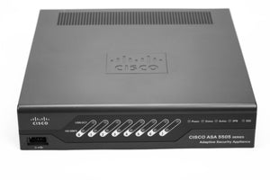 Cisco Asa5505-Sec-Bun-K9 Firewall. Power Adapter Included Firewall