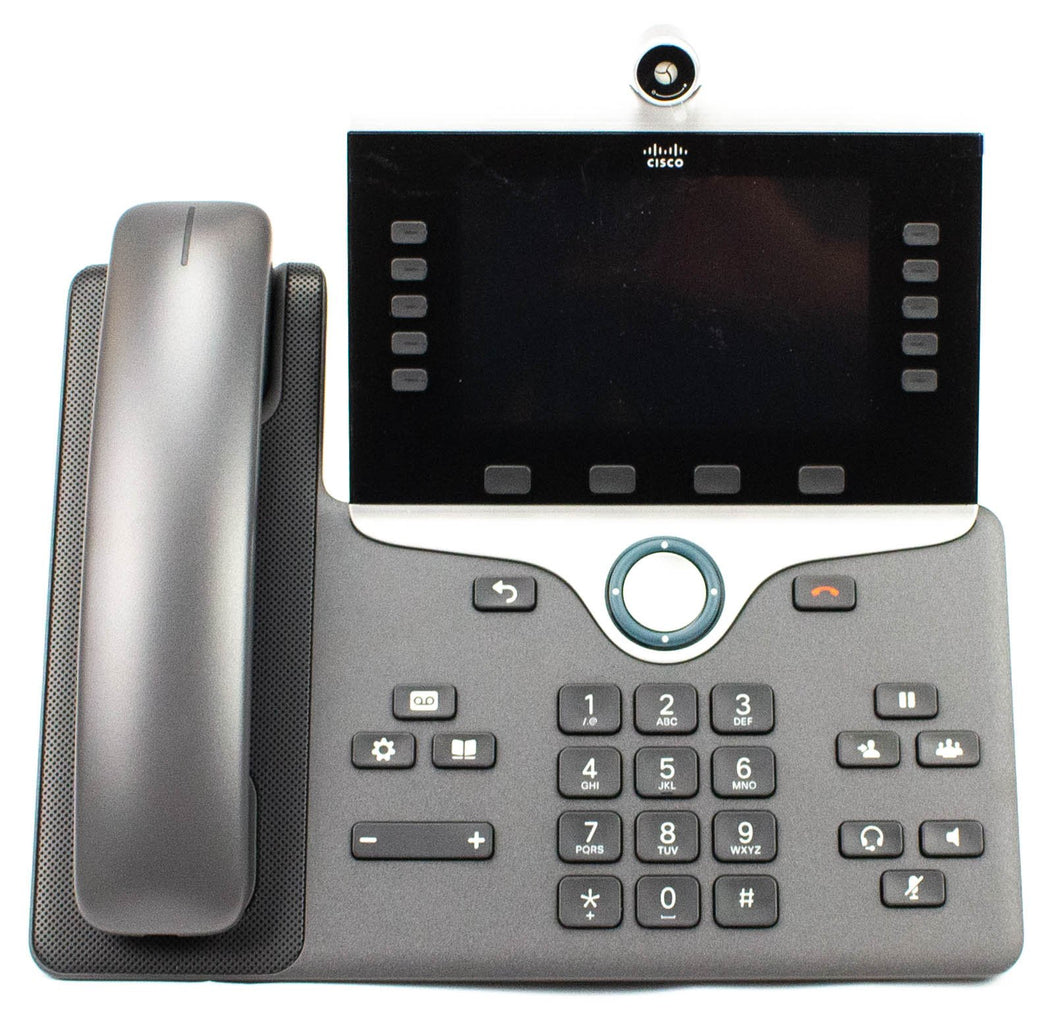 Cisco Cp-8845-K9 Ip Phone With Skype Phones