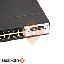 Load image into Gallery viewer, Cisco Catalyst C3560X 48 Port Switch Ws-C3560X-48P-S Switches