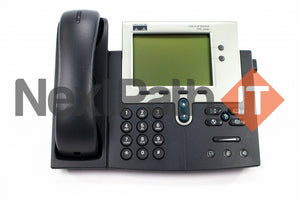 Cisco Cp-7941G Telephone Cisco Ip Phones
