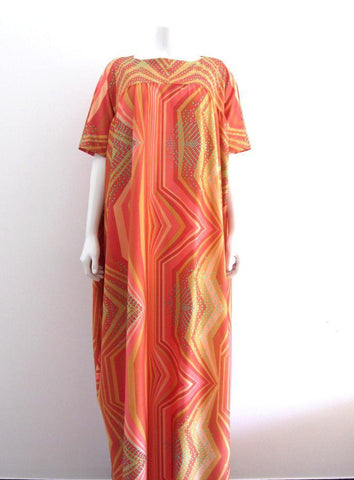 Tori Richard Hawaiian Caftan