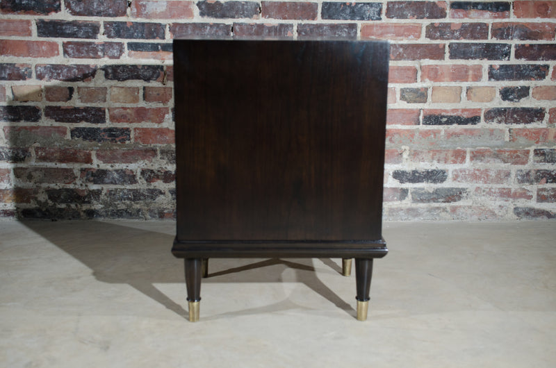 Mid Century Renzo Rutili Nightstand by Johnson Furniture