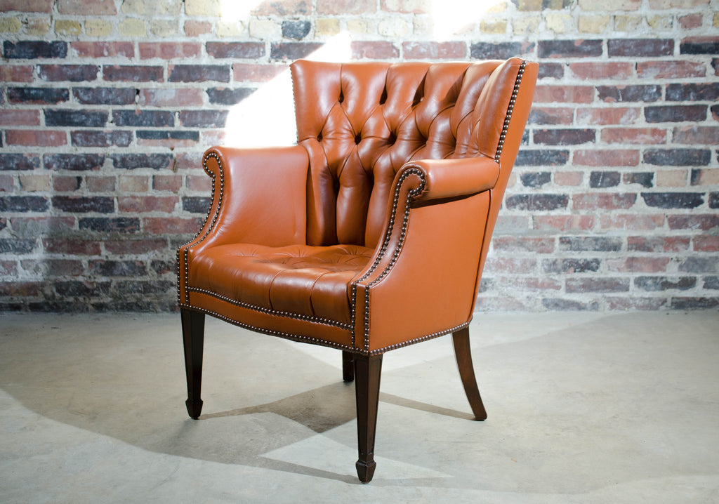Baker Wing Back Chair