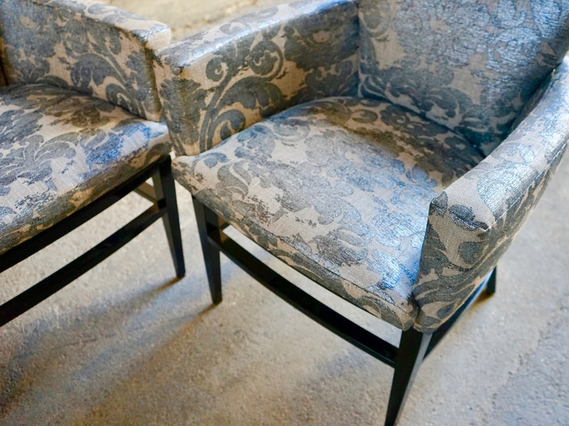 Upholstered Dining Arm chairs chicago