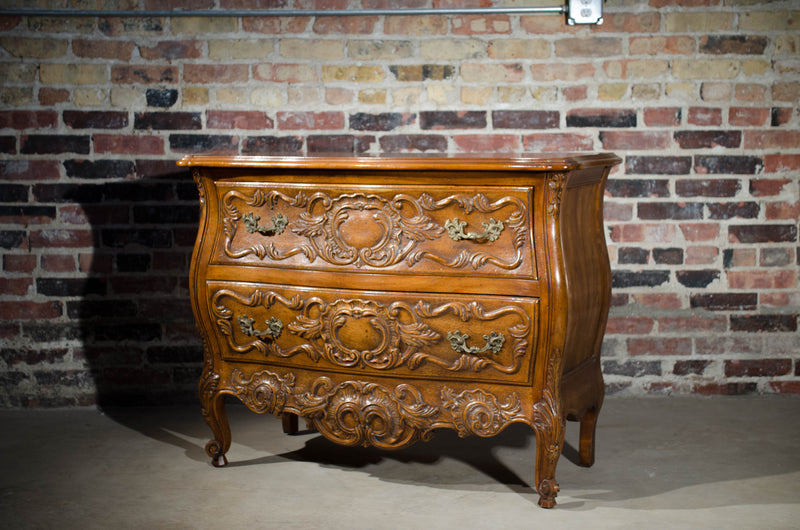 John Widdicomb Bombe Chest