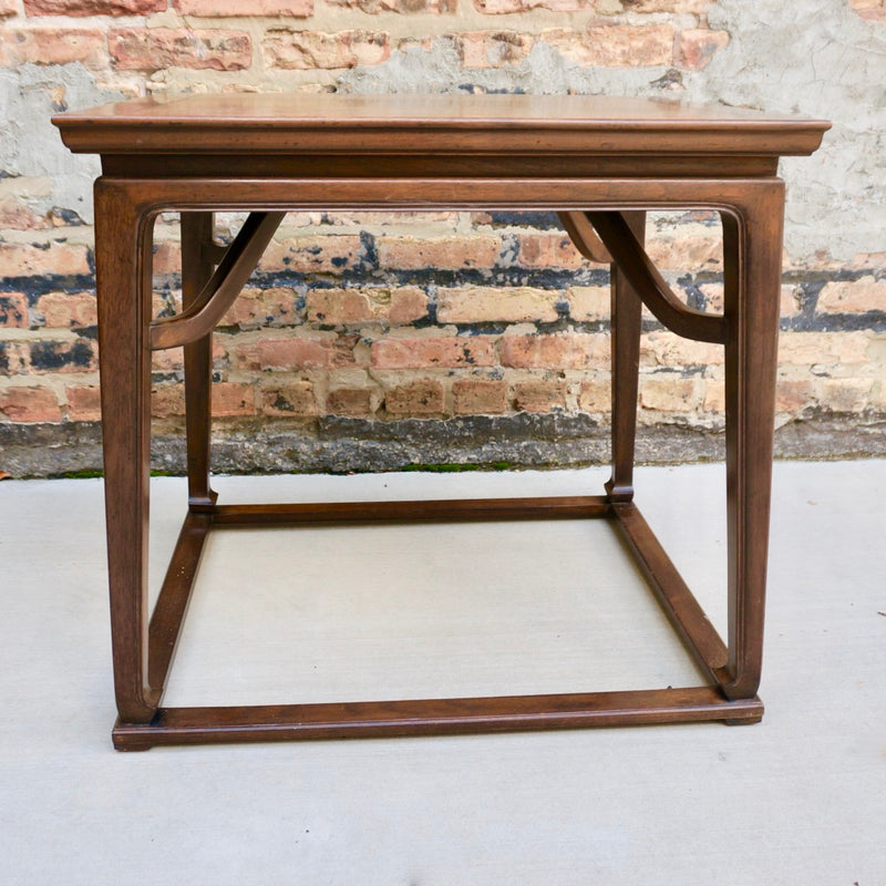 Michael Taylor for Baker Furniture Chinoiserie Side Table