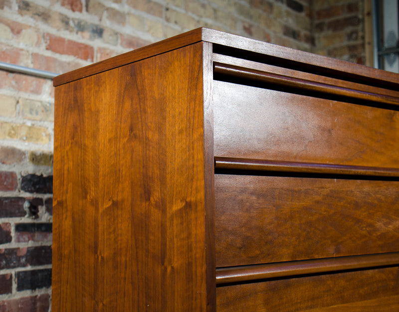 Lane Mid Century Highboy Dresser
