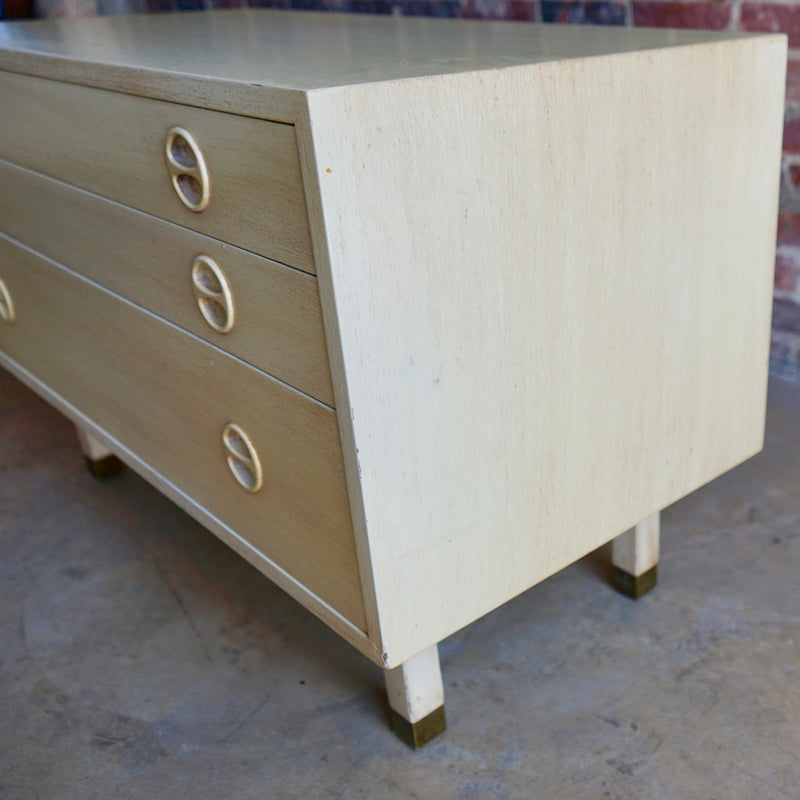 Harvey Probber Three Drawer Chests