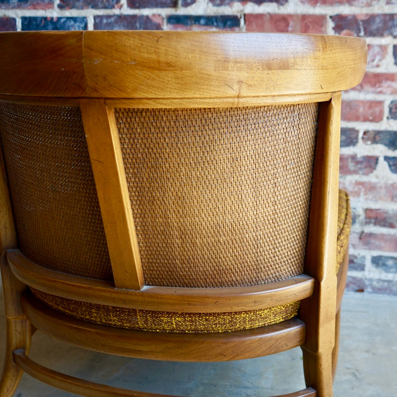 Tomlinson Caned Slipper Chair