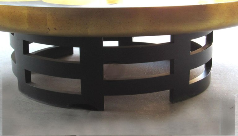 Kittinger Lotus Coffee Table