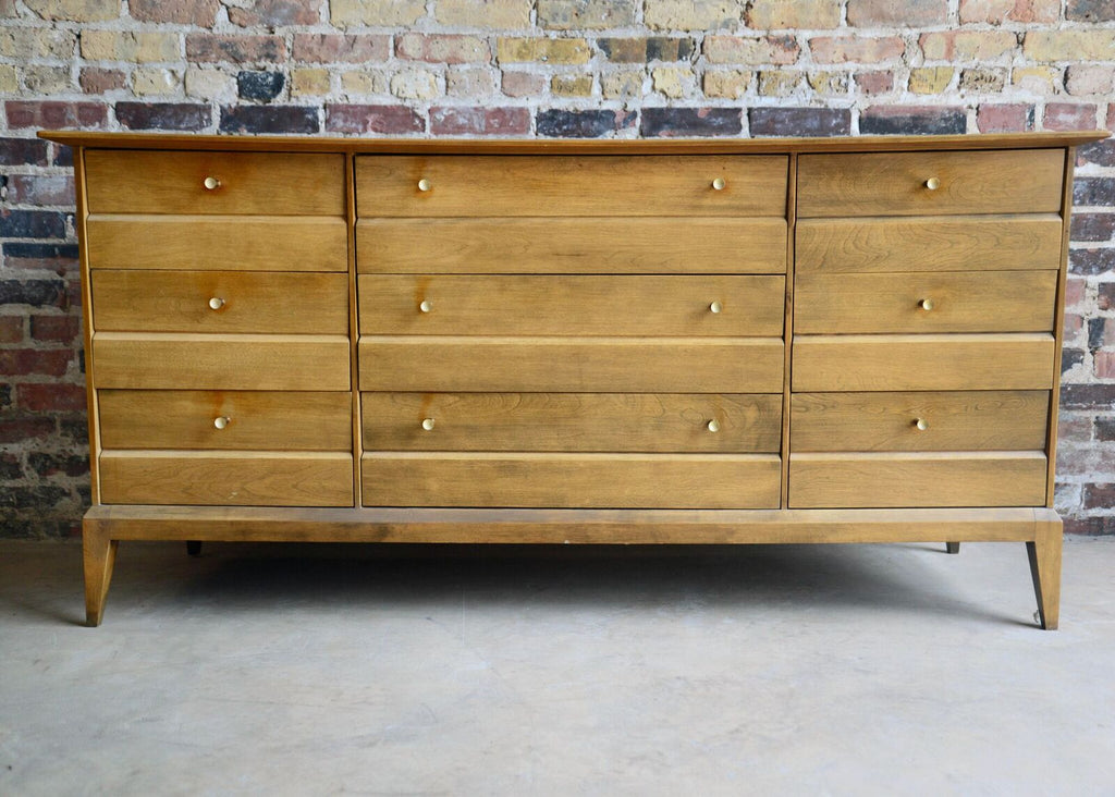 Mid Century Heywood Wakefield Dresser Cadence Collection