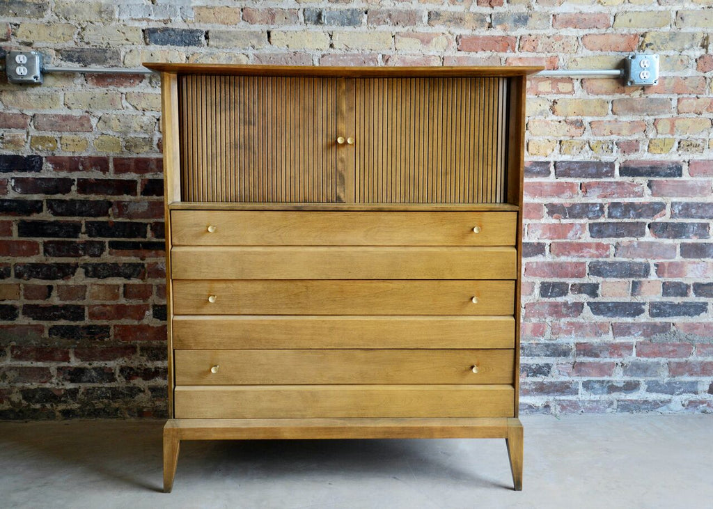 Mid Century Heywood Wakefield Tallboy - Cadence Collection