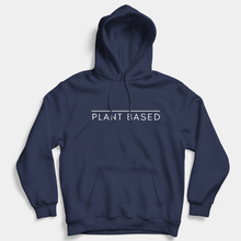 Load image into Gallery viewer, Plant Based - Vegan Hoodie (Unisex)-Vegan Apparel, Vegan Clothing, Vegan Hoodie-Vegan Outfitters-Vegan Outfitters
