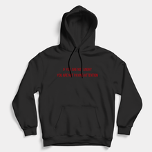 Load image into Gallery viewer, If You're Not Angry You're Not Paying Attention - Vegan Hoodie (Unisex)-Vegan Apparel, Vegan Clothing, Vegan Hoodie-Vegan Outfitters