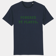 Load image into Gallery viewer, Powered By Plants - Vegan Workout T-Shirt (Unisex)