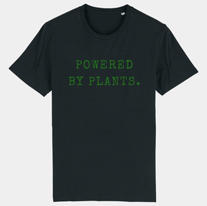 Powered By Plants - Vegan Workout T-Shirt (Unisex)