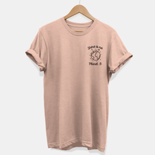 Load image into Gallery viewer, There Is No Planet B Corner Tee - Ethical Vegan T-Shirt (Unisex)