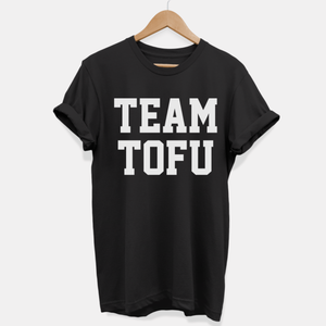 Team Tofu - Ethical Vegan T-Shirt (Unisex)