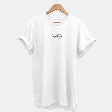 Load image into Gallery viewer, Dusty Blue VO Tee - Ethical Vegan T-Shirt (Unisex)