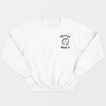 Load image into Gallery viewer, There Is No Planet B Corner - Ethical Vegan Sweatshirt (Unisex)