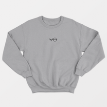 Load image into Gallery viewer, VO Basic Sweater - Ethical Vegan Sweatshirt (Unisex)