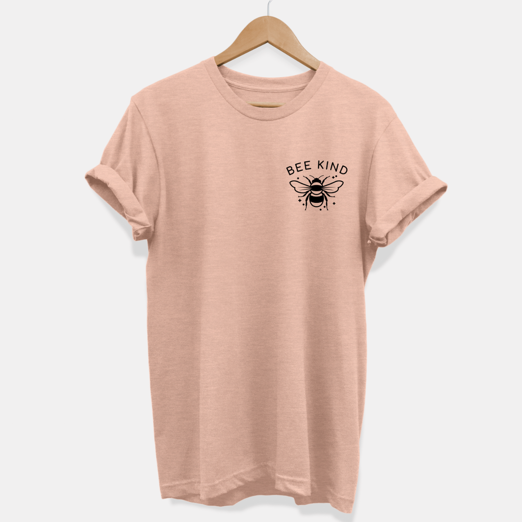 Bee Kind - Ethical Vegan T-Shirt (Unisex)