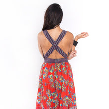 Fire And Wood maxi dress