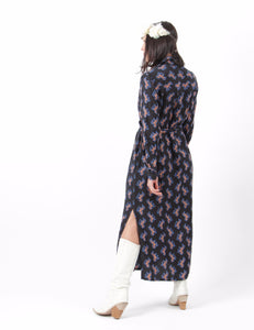 Pony print dress FW 19-20