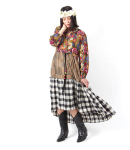 Country Chic dress FW 19-20