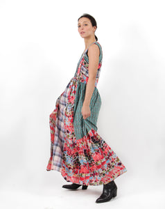 Country Chic maxi dress