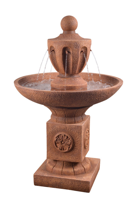 Classic Urn Tiered Fountain