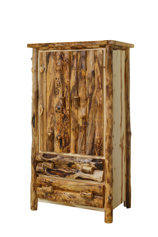 Countryside Rustic Armoire