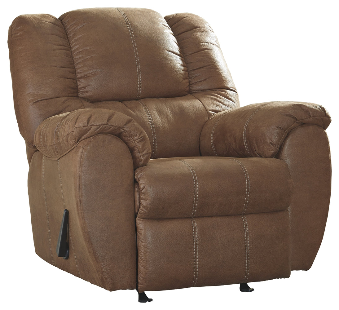 Rocker Recliner, Saddle