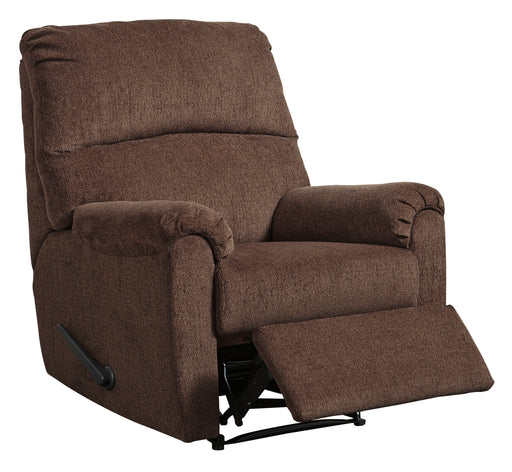 Tulen Zero Wall Recliner, Chocolate