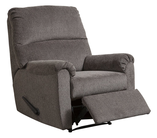 Zero Wall Recliner, Gray