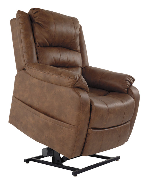 Power Lift Recliner, Saddle