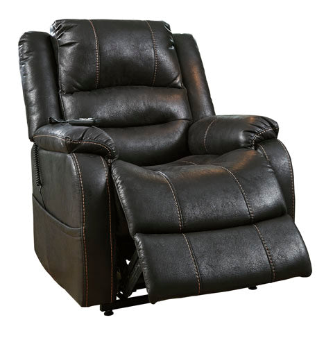 Power Lift Recliner, Black