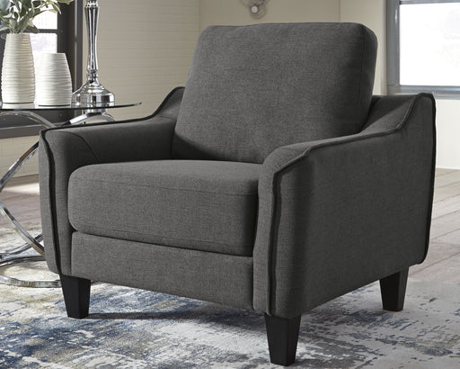 Gray Contemporary Chair