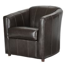 Classic Leather Club Chair