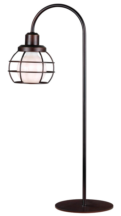 Caged Table Lamp