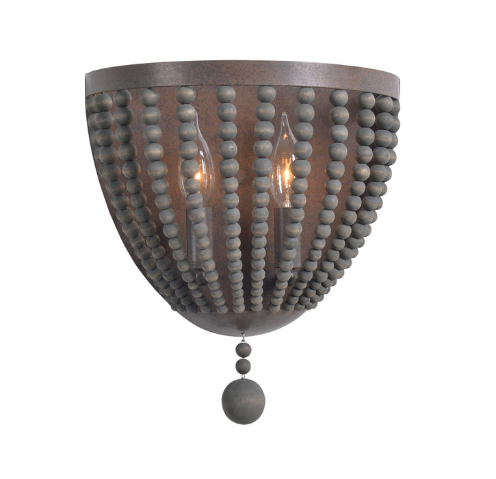 Dumas 2 Light Sconce