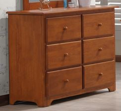 HO18 Merrimack Bedroom Group, Honey Oak