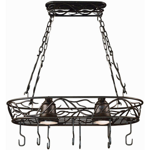 Twigs 2 Lt Pot Rack