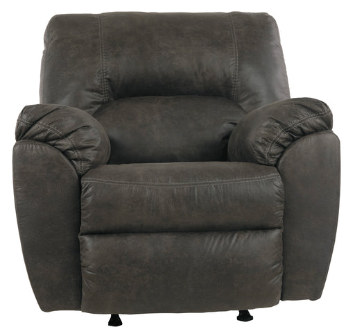 Rocker Recliner, Pewter