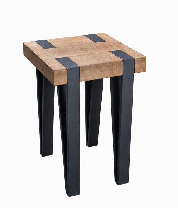 Strap Accent Table