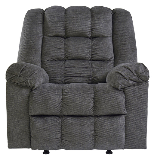 Rocker Recliner W/ Heat & Massage
