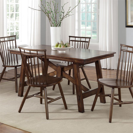Creations II (38-CD) 5 Piece Rectangular Table Set